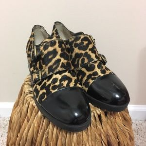 """Melanie"" Sam Edelman Leopard-Print Loafers! 💥"